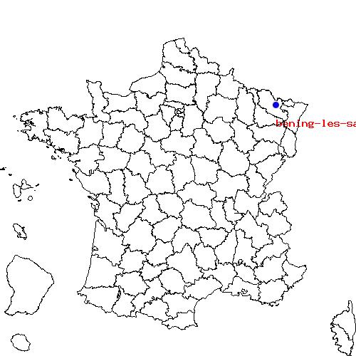 Numéro urgence vétérinaire BÉNING-LÈS-SAINT-AVOLD 57800