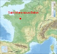 Numéro urgence vétérinaire SAINT-MARS-SOUS-BALLON 72290