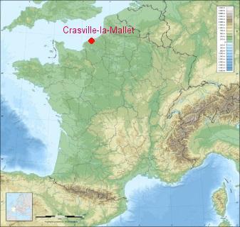 Numéro urgence vétérinaire CRASVILLE-LA-MALLET 76450