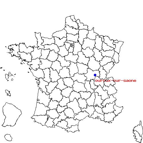 Numéro urgence vétérinaire OUROUX-SUR-SAÔNE 71370