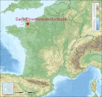Numéro urgence vétérinaire SAINT-ÉBREMOND-DE-BONFOSSÉ 50750