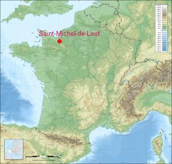 Numéro urgence vétérinaire SAINT-MICHEL-DE-LIVET 14140