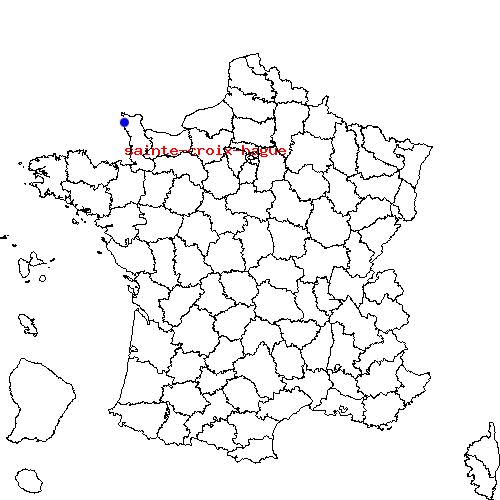 Numéro urgence vétérinaire SAINTE-CROIX-HAGUE 50440