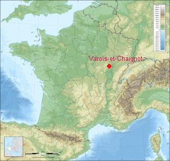 Numéro urgence vétérinaire VAROIS-ET-CHAIGNOT 21490